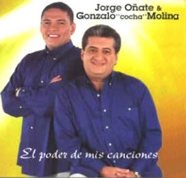 Resultado de imagen para Jorge Oñate Cocha Molina