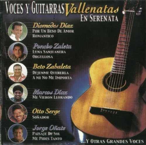 Voces Y Guitarras Vallenatas