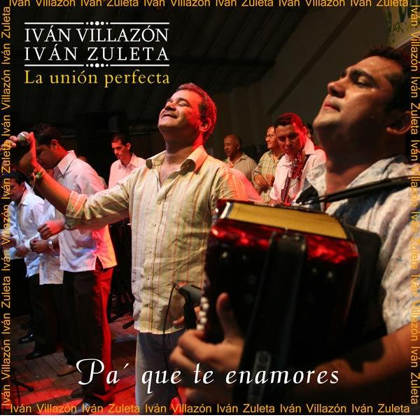 album de ivan villazon pa que te enamores