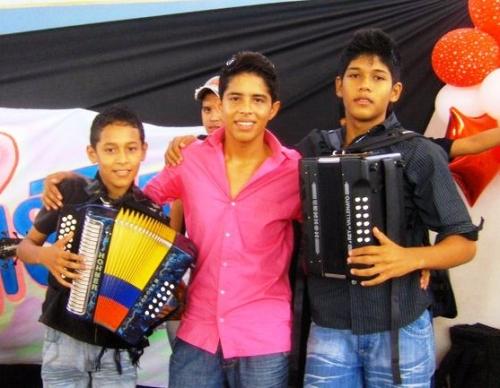 Los Caballeros del vallenato
