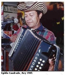 Egidio Cuadrado