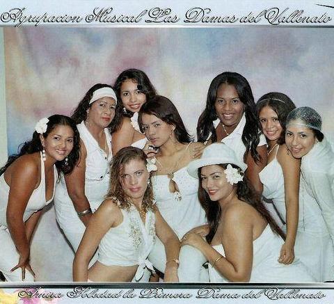 Las Damas del Vallenato