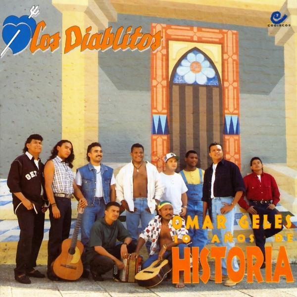 los diablitos del vallenato discografia