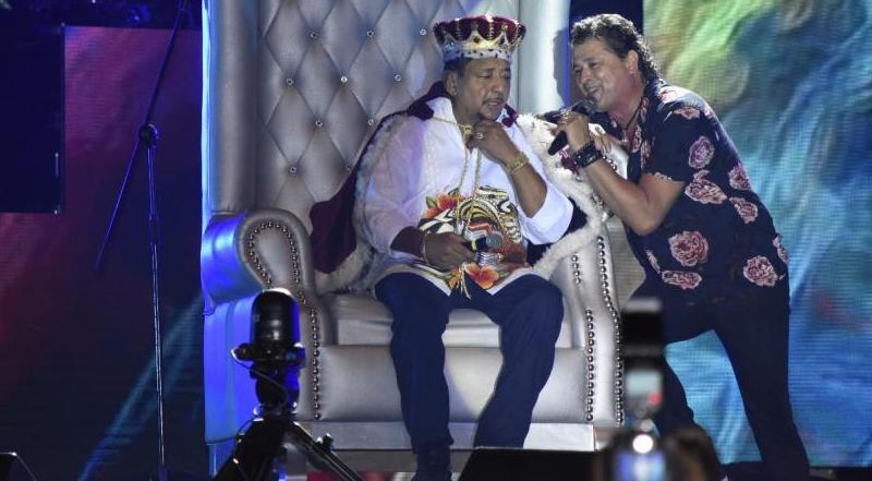 Lisandro Meza, El Rey Que Ahora Tiene Corona