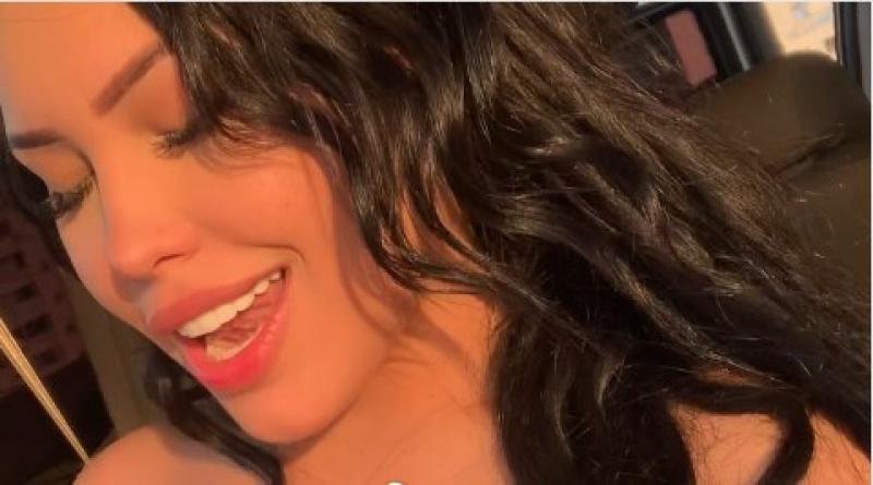 El Sensual Video En Vestido De Baño De Ana Del Castillo