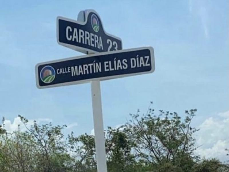 2,713 Millones Costó Hacer La Vía En Honor A Martín Elías En Valledupar