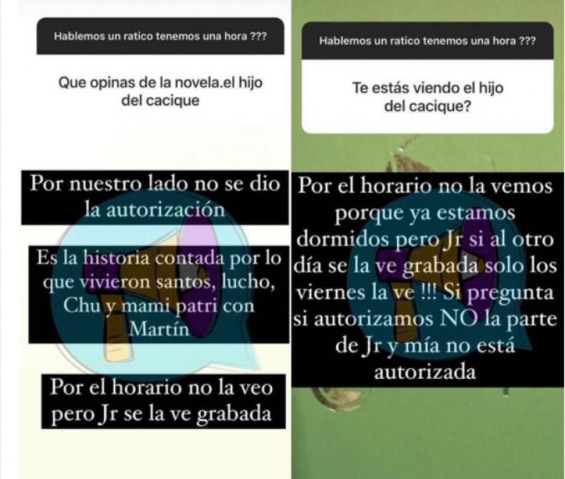 Caya Varón, Primera Esposa De Martín Elías, Habló Sobre La Novela Basada En La Vida Del Cantante