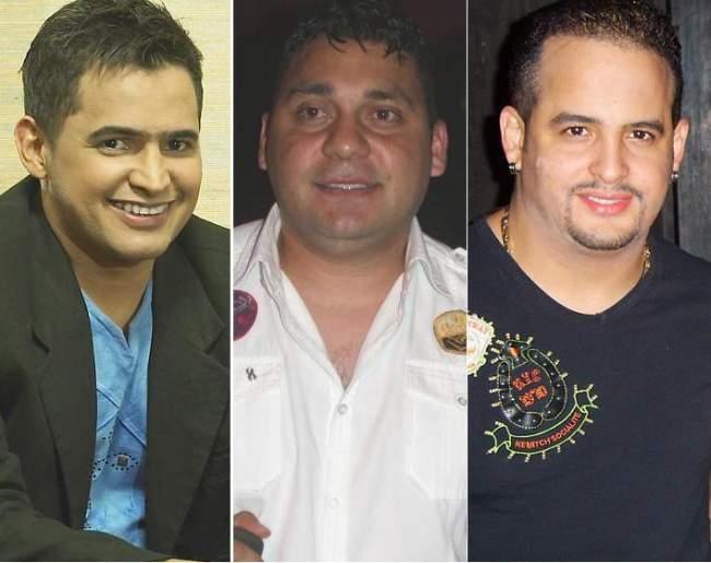 Super Concierto tres Amigos: Jean Carlos Centeno, Nelson Velasquez y Jorge Celedon.