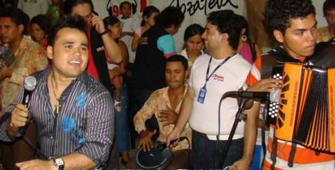 Ciro Quiñonez, en Bucaramanga...