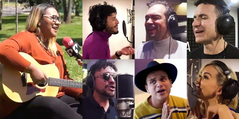 Me Fui, Himno De Los Migrantes Venezolanos En La Voz De 16 Artistas Latinoamericanos