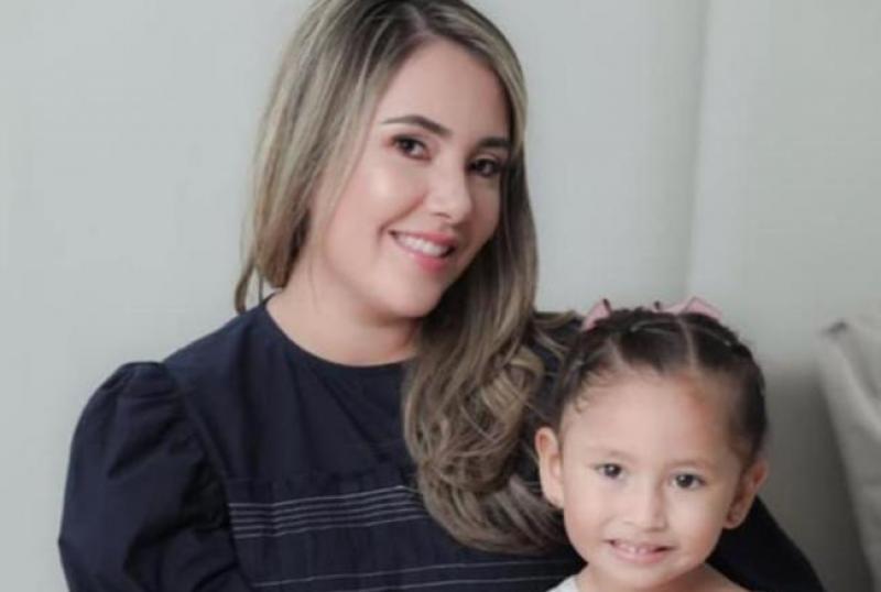 Paula Elena, Hija De Martín Elías, Tuvo Tremenda Reacción Al Verlo En Televisión