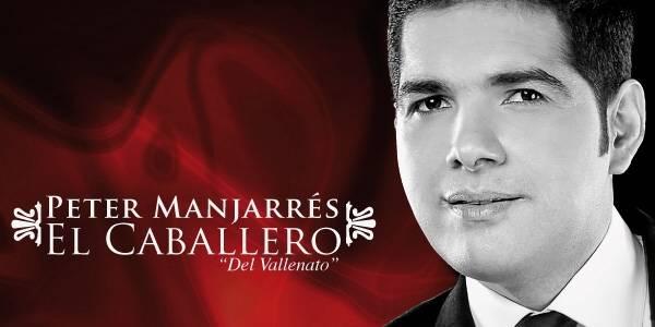 Escucha del nuevo CD de Peter Manjarres: Amigos Especiales