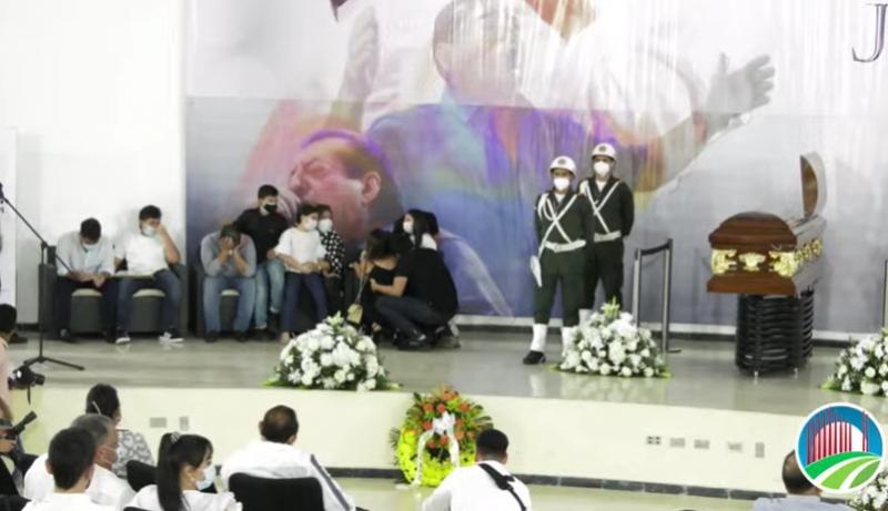 El Mundo Vallenato Rinde Homenaje A Jorge Oñate