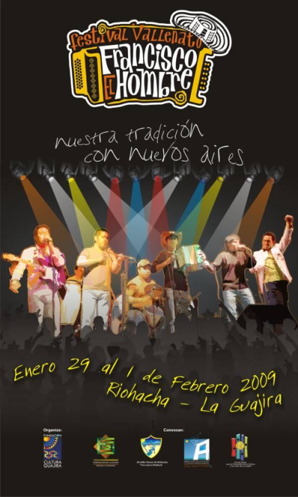 Festival Francisco el Hombre: Duelo de dinast�as vallenatas