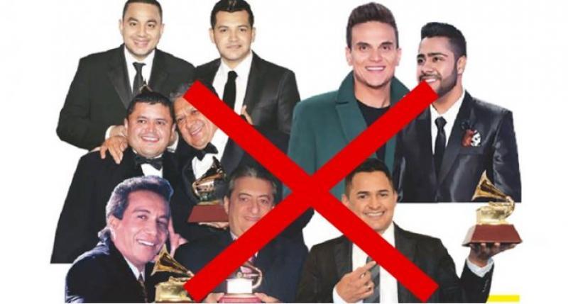 En La Cuerda Floja Categoría Cumbia / Vallenato En Los Latin Grammy