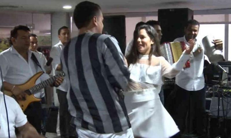 Hija De Germán Vargas Lleras Sorprendió A Silvestre Dangond Con Su Baile