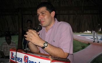 Jose Alfredo Gnecco Zuleta a la Camara por el Cesar