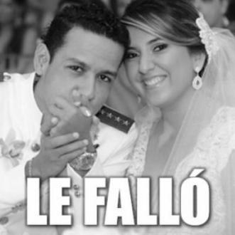 Dayana Jaimes Sintió Que...