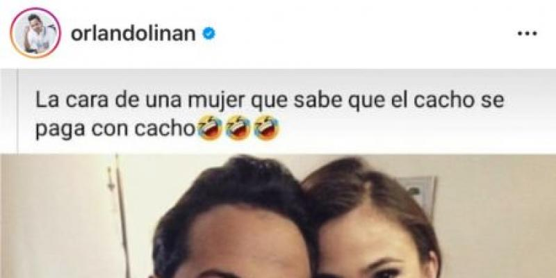 Orlando Liñan Hizo Enojar...