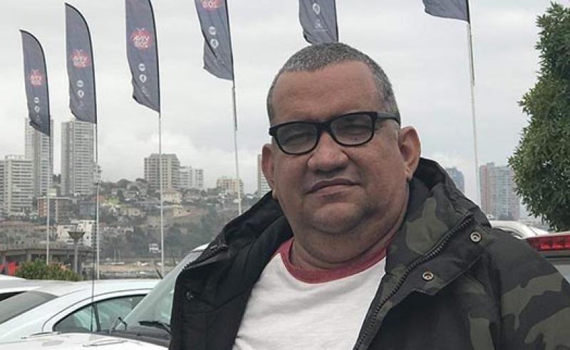 Manager De Ana Del Castillo, Erick Gerónimo, Internado En Una Clínica En Valledupar Por Covid19 Y Una úlcera