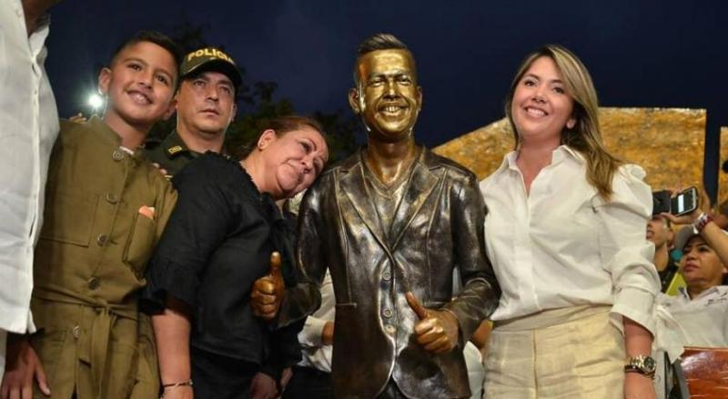 Multitudinario Homenaje A Martín Elías En Primer Aniversario De Muerte