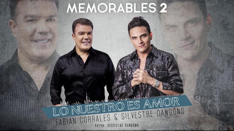 Fabián Corrales Presenta Su Nuevo álbum, Memorables 2