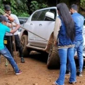 Nelson Velásquez Sufre Accidente...