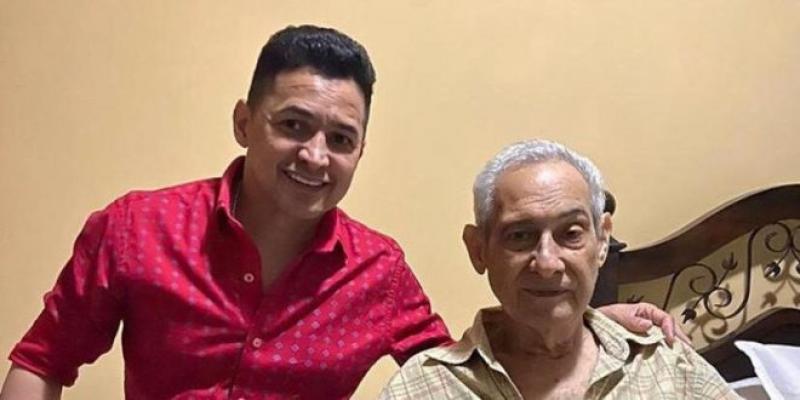 Falleció El Padre De Jorge Celedón