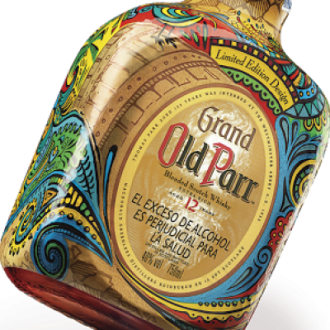 Old Parr Rinde Tributo A...