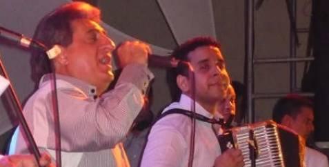 Jorge Oñate y Christian...