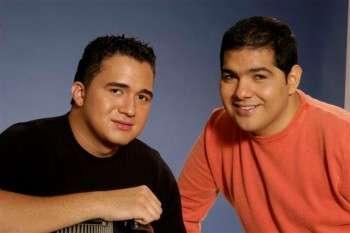 Peter y Sergio en el Gran Chou