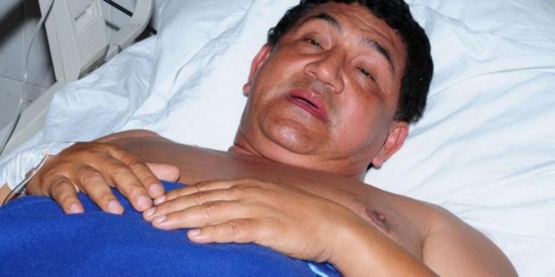 Poncho Zuleta Sufrió Un Accidente