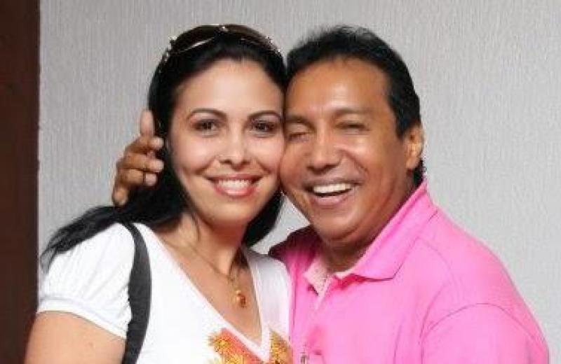 Así Luce Actualmente Rosa Elvira Díaz, Hija De Diomedes