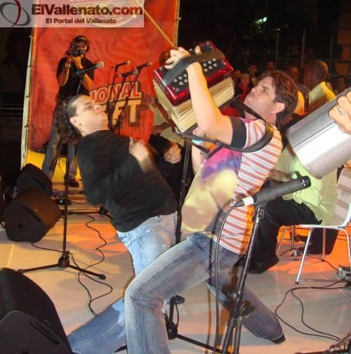 Vallenato en Carnavales: Barranquilla, Panama y Venezuela