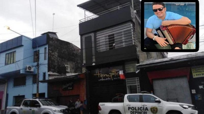 Asesinan De Varias Puñaladas A Acordeonero En Perú