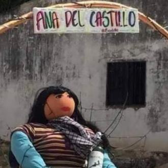 El Año Viejo Que Le Hicieron A Ana Del Castillo
