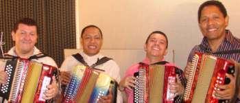 Festival Cuna de Acordeones en Villanueva-Guajira
