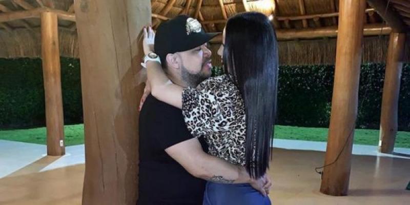 Yader Romero Presenta Su Nueva Novia
