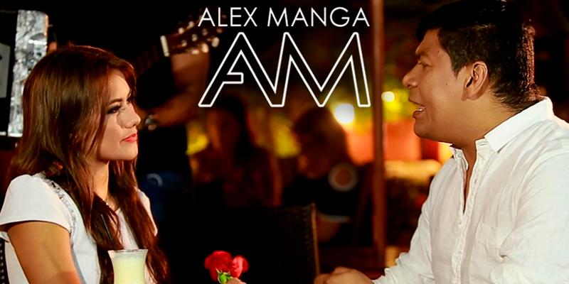 Alex Manga hace el lanzamiento de  Quisiera