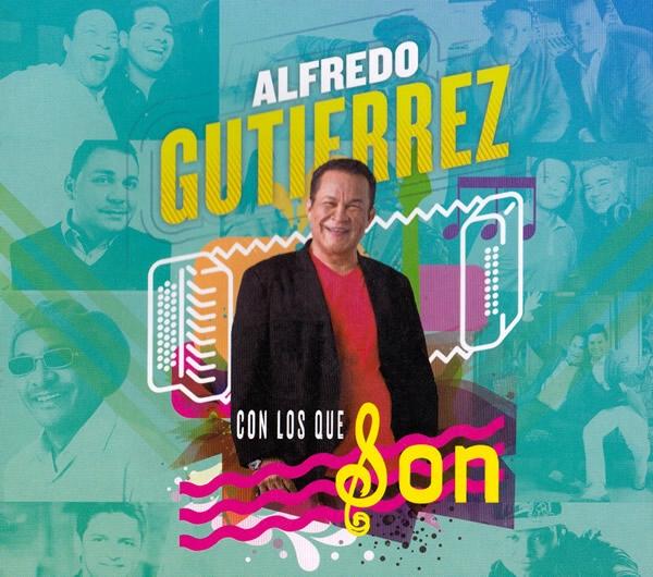 Con los que son - el nuevo album de Alfredo Gutiérrez