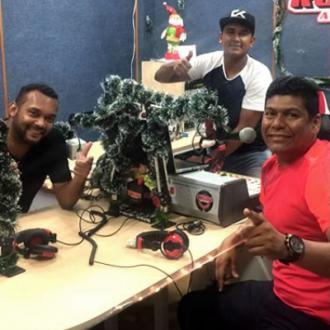 Alex Manga Estuvo De Gira Promocional En Cartagena