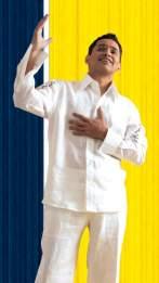 Jorge Celedon Y Vicente Fernandez, Concierto de Dos Grandes