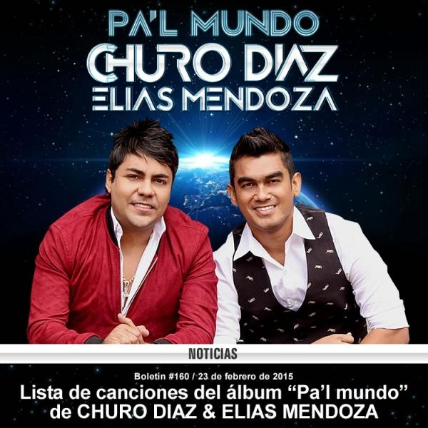 Lista de canciones del álbum Pa l mundo