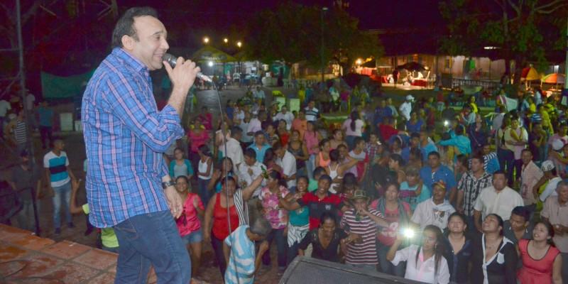 El chichemaestrismo sigue alegrando las fiestas de Colombia