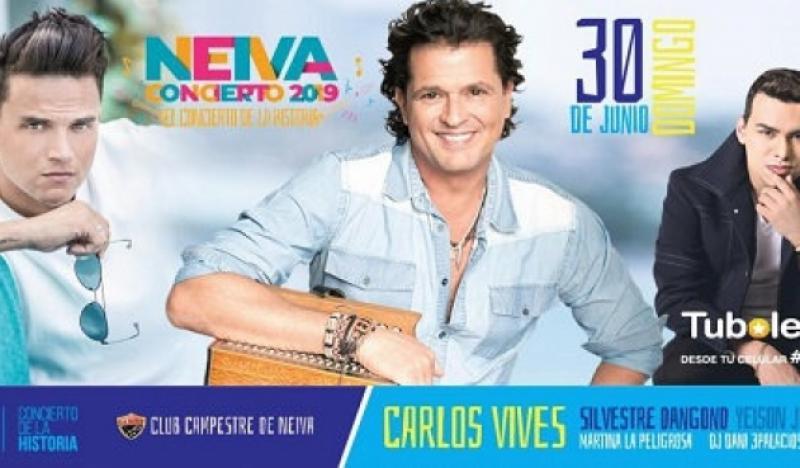 Silvestre Dangond También Cancela Su Concierto En Neiva