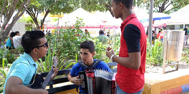 ComenzÓ El 40° Festival Cuna De Acordeones De Villanueva – La Guajira
