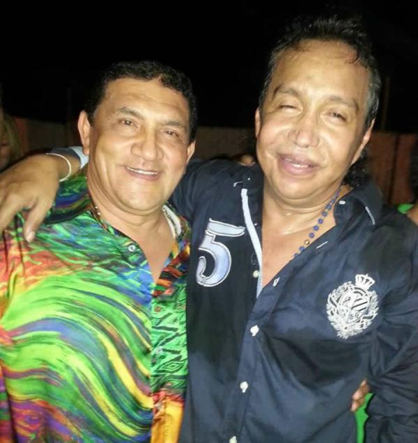 Diomedes D�az Felicita A Poncho Zuleta: Feliz Cumplea�os, Maestro
