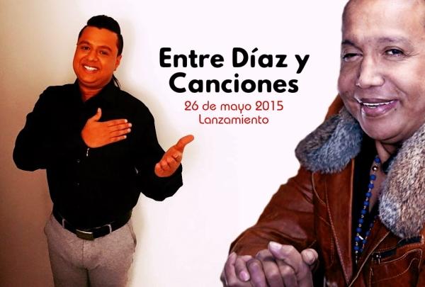 El 26 de mayo lanzan el nuevo disco de Diomedes Entre Díaz y Canciones