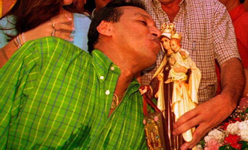 Musa De Cantos Vallenatos: La Virgen Del Carmen