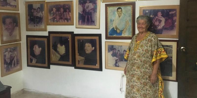 Juancho Rois, El Acordeón Que No Deja De Sonar En San Juan